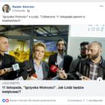 Radek Sikorski - Facebook